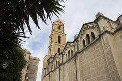 CAGLIARI: Igreja de St Eulalia Fotos de Stock Royalty Free