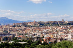 Cagliari Royalty Free Stock Images