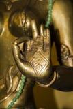 CAGLIARI ITALIEN - Februari 2, 2012: Royal Palace, utställningen Tibet, gåta och ljus - Sardinia Royaltyfria Bilder