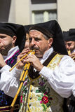 CAGLIARI, ITALY - May 1, 2015: 359 Religious Procession of Sant`Efisio - Sardinia Royalty Free Stock Image