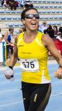 CAGLIARI, ITALY - November 4, 2012: 5th Half Marathon - 4th memorial Delio Serra - Sardinia Stock Images