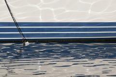 CAGLIARI: Marina Piccola Marina - Sardinia Stock Image