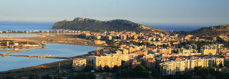 Cagliari Poetto Stock Photos