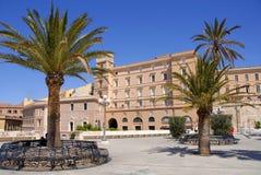 Cagliari, Sardegna, Italia Immagini Stock