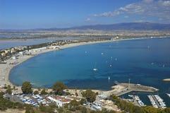 Cagliari in Sardinia Stock Image