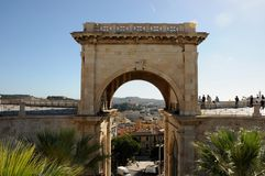 Cagliari Sardinia Royalty Free Stock Image