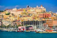 Cagliari, Sardinia, Italy Stock Photography