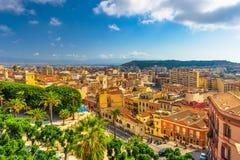 Cagliari, Sardinia, Italy Royalty Free Stock Photography