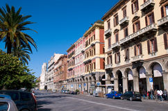 Cagliari, Sardinia (Italy) Royalty Free Stock Images