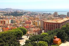 Cagliari, Sardinien, Italien Stockfoto