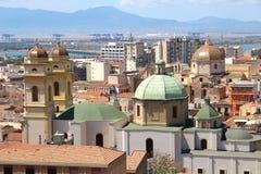 Cagliari, Sardinien, Italien Lizenzfreies Stockbild