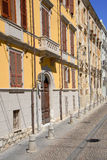 Cagliari, Sardinien, Italien Lizenzfreie Stockbilder