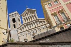 Cagliari, Sardinien, Italien Stockbilder