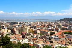 Cagliari, Sardinien, Italien Stockfotos