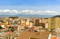Cagliari, Villanova Royalty Free Stock Photo