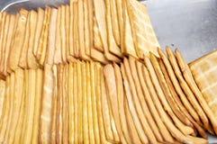Cagliata del fagiolo secco Fotografie Stock