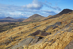 Caha Mountains Stock Image