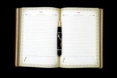 Cahier Images libres de droits