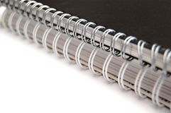 Cahier Image stock