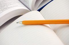 cahier de dictionnaire Photographie stock libre de droits