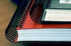 cahiers Images libres de droits