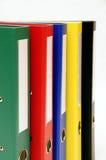 Cahiers de boucle Photographie stock