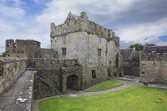 Cahir城堡 库存照片
