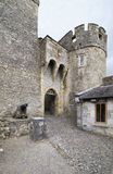 Cahir城堡 库存图片