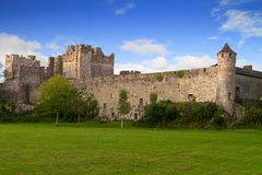 Cahir castle. In county Tipperary, Ireland Royalty Free Stock Images