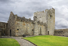 Cahir Castle Stock Image