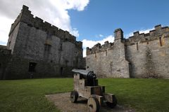 Cahir Castle in Ireland Stock Image