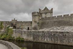 Cahir slott - 1386 Royaltyfria Foton
