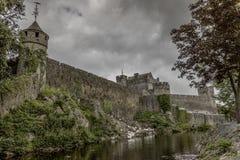 Cahir slott - 1418 Fotografering för Bildbyråer