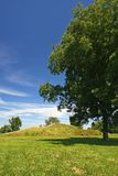 Cahokia mound Stock Images
