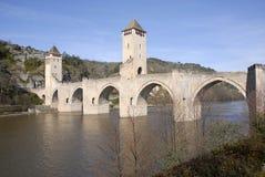 Cahors, Francia Fotografia Stock Libera da Diritti