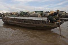Cai звенел плавая рынок Стоковые Изображения RF