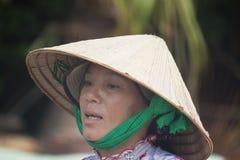Cai звенел плавая рынок Стоковое Изображение