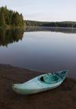 Caiaque do lago Pog imagem de stock royalty free