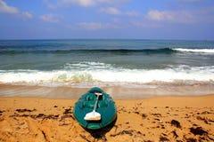 Caiaque do mar Fotografia de Stock Royalty Free