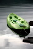 Caiaque no lago Fotos de Stock