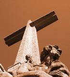 caidos de Los Μαδρίτη valle Στοκ φωτογραφία με δικαίωμα ελεύθερης χρήσης