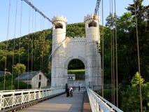 caille de la pont 库存图片