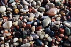 caillou de plage Photo libre de droits