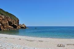 caillou de plage Photos libres de droits