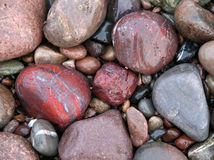 caillou de plage Images stock