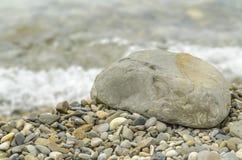 Caillou en pierre Image libre de droits