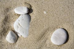 Cailloux Photographie stock libre de droits
