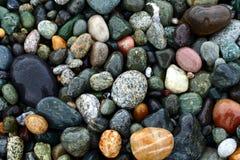 Cailloux colorés Image stock