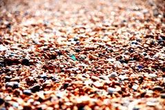 Cailloux colorés Photo libre de droits