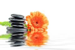 Cailloux de zen Photos stock